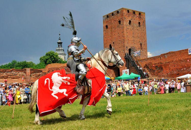zamek Czersk