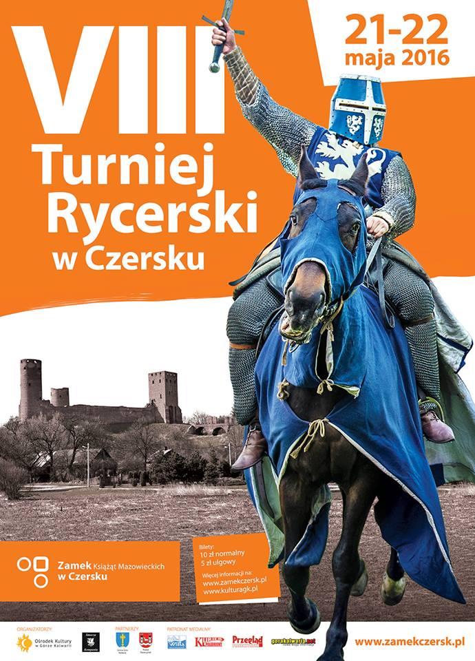 VIII Turniej Rycerski w Czersku
