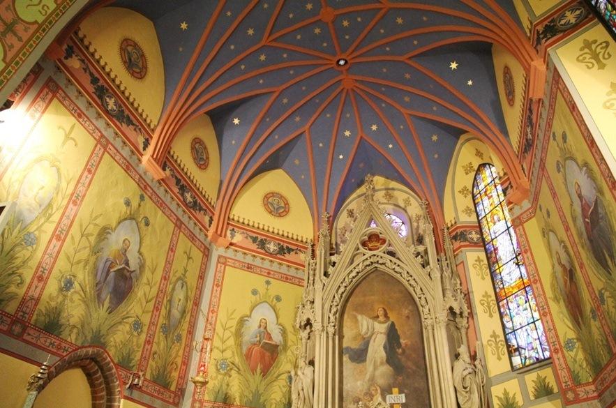 kościół św. Mikołaja w Tarczynie